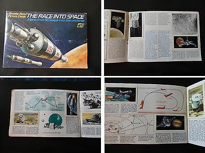 Brooke Bond Picture Cards The Race Into Space Full Set