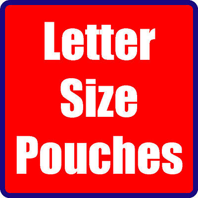 25 Pack 9 X 11.5 Letter Size Laminating Pouches (3 MIL)