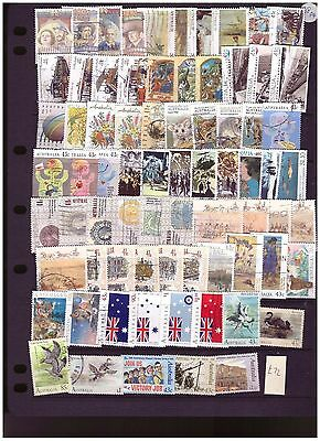 Australia early ranges from old collection (6) cat approx £72