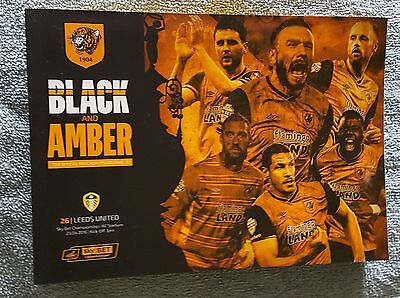 Hull City vs. Leeds United - 23/4/2016