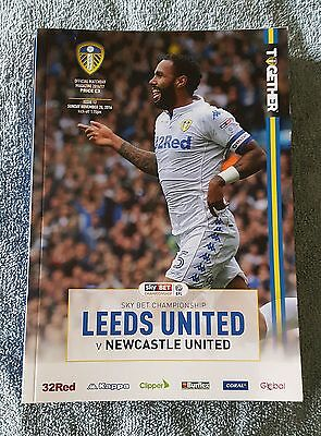 Leeds United vs. Newcastle United- 20/11/2016