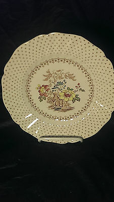 """Royal Doulton Grantham D5477 8 1/2"""" Luncheon Plate - 6 Available"""