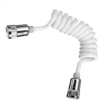 1.5/2M Home Telephone Line Style Spring Flexible Shower Hose Water Plumbing
