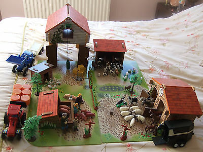 Early Learning Centre Brambledale Farm/Animals/People/Machinery