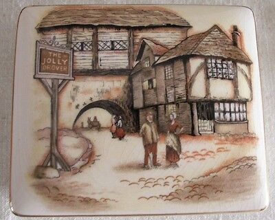 'The Jolly Drover Inn' By Sandland Ware Pottery Range 1944 - 1977!