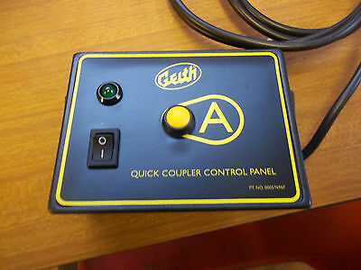 Hydraulic Quick Hitch Controller