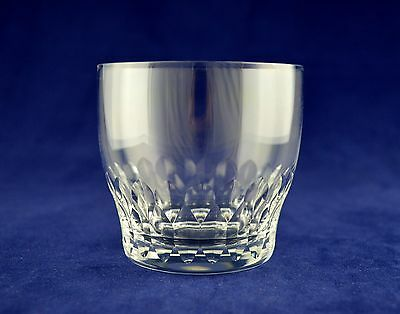 """Orrefors Crystal """"PRELUDE"""" Whiskey Glass - 7.5cms (3"""") Tall"""