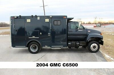 GMC C6500 Box KUV service utility cargo motor home rv toter hauler mobile chevy
