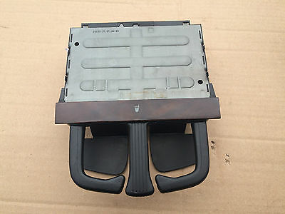 2002 VW GOLF MK4 DASH MOUNTED CUP HOLDER Light wood front later style