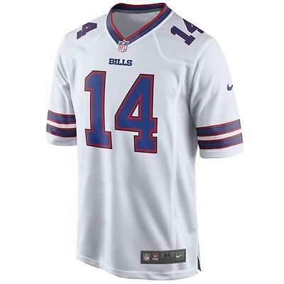 NFL JERSEY Buffalo Bills Watkins Size X Large Mens (Nike Code 479379 112)