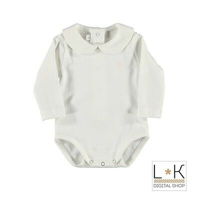 Minibanda Body Con Colletto Neonata