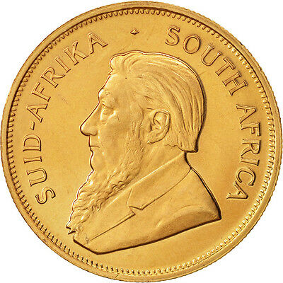 [#18295] South Africa, Krugerrand, 1978, MS(63), Gold, KM:73