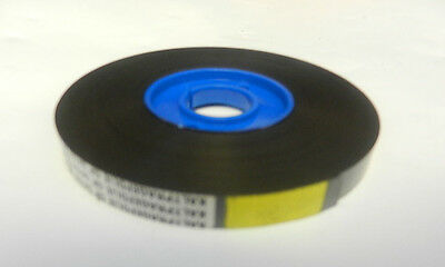 Datacard Roll Of One Black Indent  Ribbon For 9000 Series(Item # 080315C/svi)