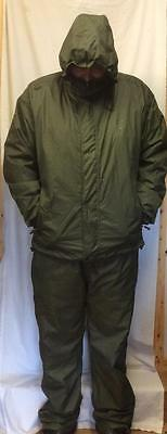 Fox Rain Suit Jacket And Trousers Size Xxxl *used* Very Good Condition
