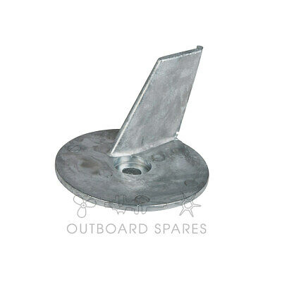 A New Suzuki Zinc Trim Tab Anode for 20, 25, 30hp Outboard (Part# 55125-96310)