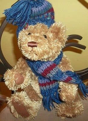 Collectible Brass Button Bear,  Thomas,  Bear of Wealth,  NWOT
