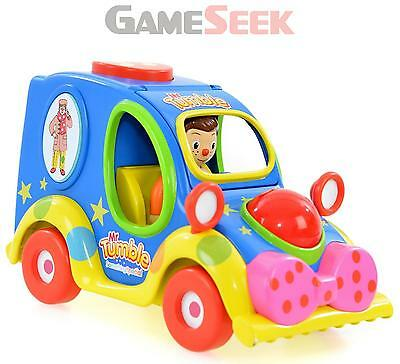 Mr Tumbles Fun Sounds Musical Car - Toys Brand New Free Delivery