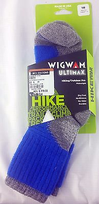 Wigwam Hiking/Outdoor Pro youth socks ['Surf The Web' colour]