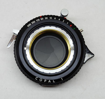 Copal #1 Replacement Shutter MINT