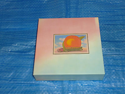 The Allman Brothers Band Eat A Peach Empty PROMO BOX JAPAN for Mini LP CD