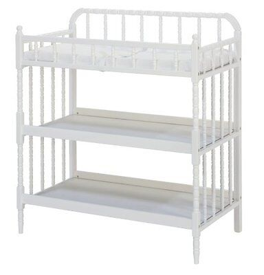 DaVinci Jenny Lind Changing Table, White...NEW