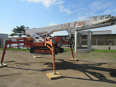 Easy Lift R300 Spider Crawler Telescopic Boom Lift.. 100' Reach