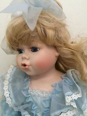 The Heritage Heirloom Collection Porcelain Doll