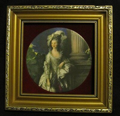 Genuine Staffordshire Ceramics Harleigh China Co. Mystery Lady By Gainsbrough