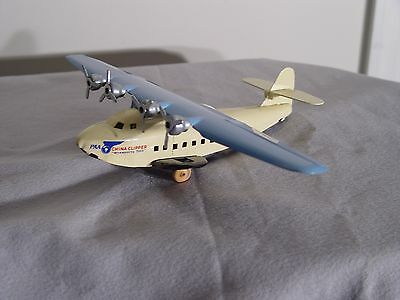wyandotte pressed steel china clipper airplane professional restored