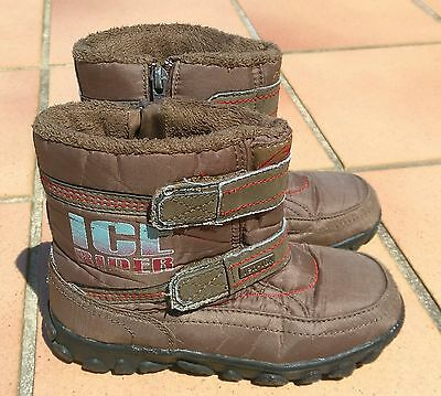 Kids / Toddlers Snow Boots - (Small Size 12)