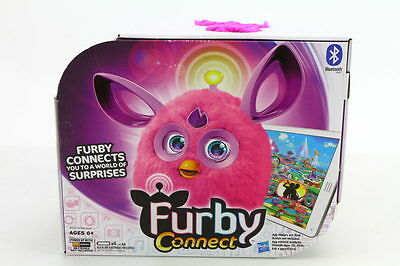 As-Is Hasbro Furby Connect Bluetooth App Interactive Toy Purple