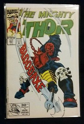 The Mighty Thor #451
