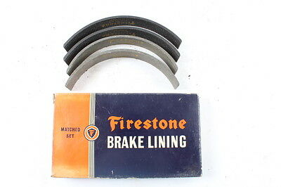 Vintage Firestone Brake Lining In Original Box