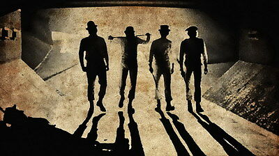 "5771 Hot Movie TV Shows - A Clockwork Orange 1971 6 24""x14"" Poster"