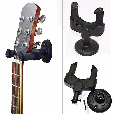 Guitar Display Wall Hanger Holder Stand Rack Hook Mount Bass Electric Acoustic)