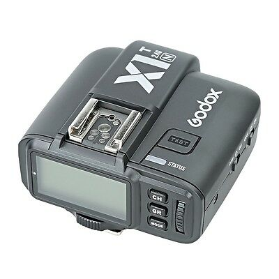 X1N-T 2.4GHz i-TTL Wireless Transmitter Trigger Pro Photo Shoot For Nikon DSLR