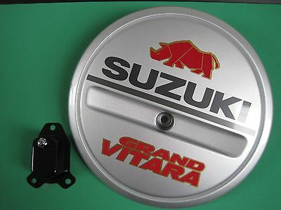 SUZUKI Grand Vitara Spare Wheel Cover - BRAND NEW with Fitting Kit
