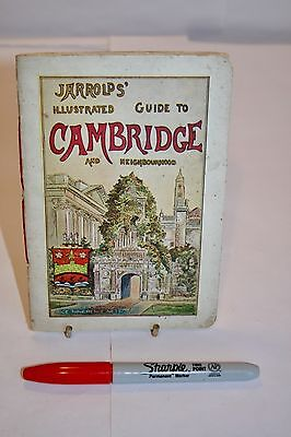 Jerrolds Guide To Cambridge Plus Norfolk Adverts Great For Decoupage