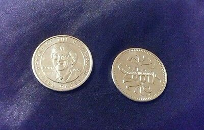 Makers Of The Millenium BILL GATES Medal Coin