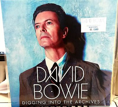 David Bowie - Digging Into The Archives  LP