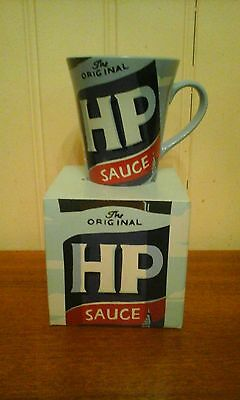 HP Sauce Collectors Mug New And Boxed