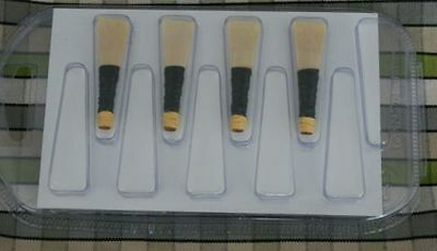 4 pack MG Chanter Reed for pipes highland bagpipe by Rory Gossart @ McCallum
