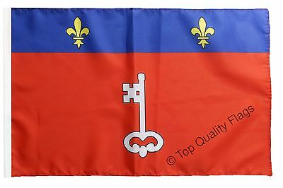 """France Angers Banner 30x45cm – 18""""x12"""" Small Flag"""
