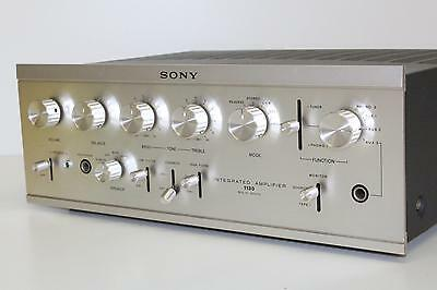 Sony TA-1130 Stereo Amplifier Vintage Hi-Fi Separate In MINT CONDITION