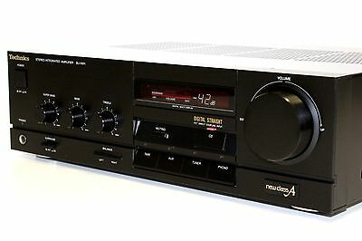Technics SU-X911 Stereo Amplifier Hi-Fi Separate Phono Amp - NEW CLASS A -