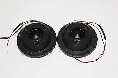 Pair Of Celestion HF1300 Tweeters / HF Units / 4 Ohm Version Used In Many Models