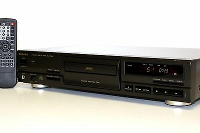 Technics SL-PG490 CD Player MASH Hi-Fi Stereo Separate With Universal Remote