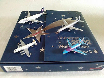 Herpa Wings 1:500 Adventskalender 2002 Edition II Limited Edition No.1103