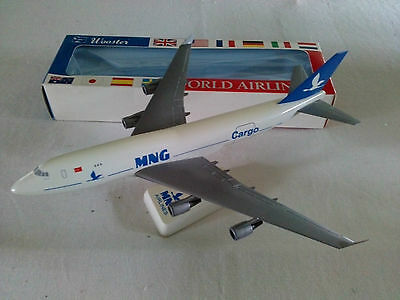 Wooster 1:200 MNG Cargo Boeing 747-400