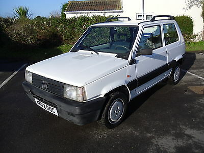 "Fiat Panda Classic ""hobby"", 2002!!!, Lhd, Excellent Condition, Rare, New Mot!!"